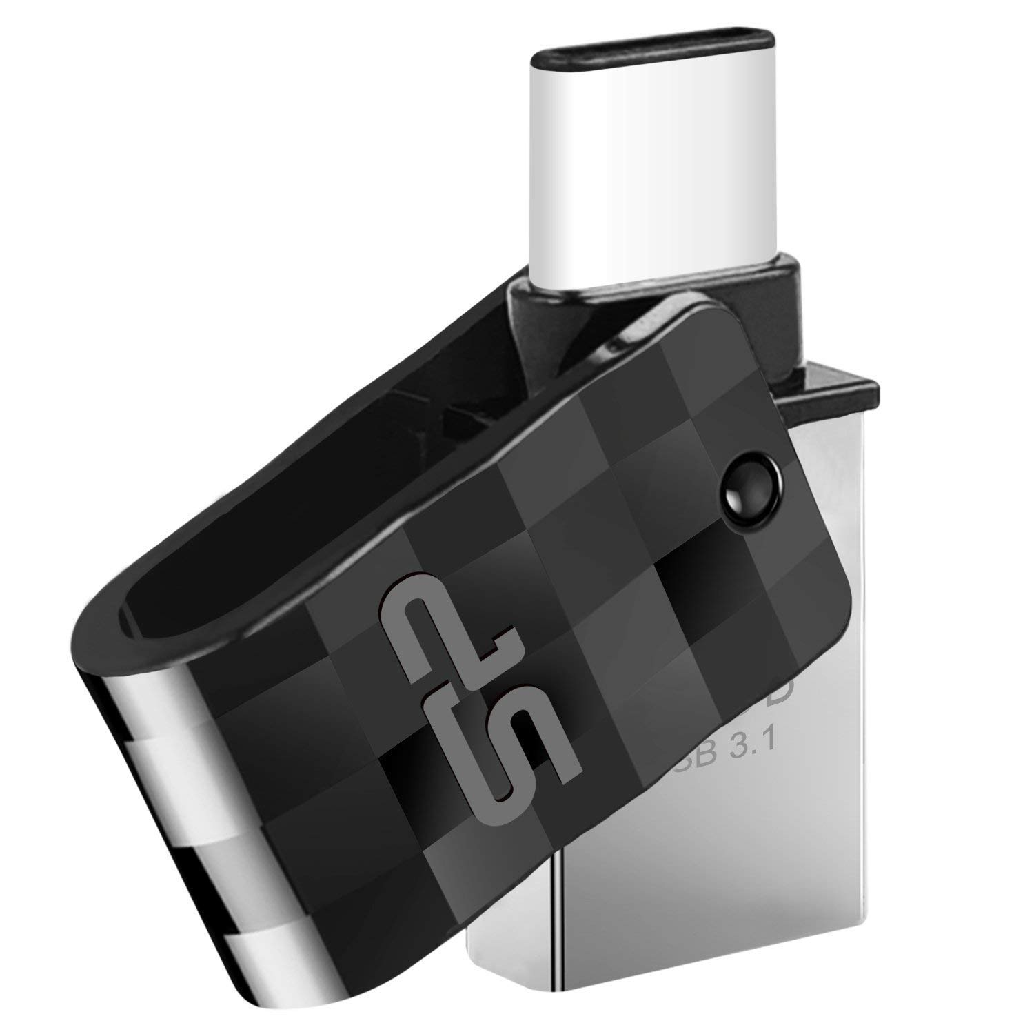 Silicon Power OTG Dual Flash Drive Type_C 32GB USB 3.1