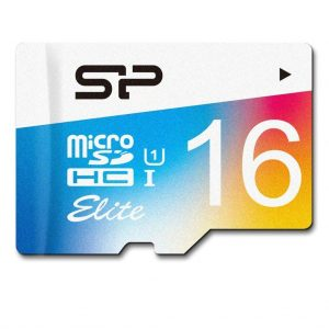 Silicon Power Memory Card Micro-SD 16GB HC-C10